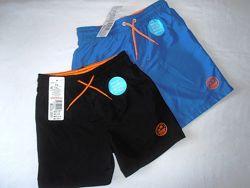 акция Пляжные купальные шорты-плавки для мальчиков