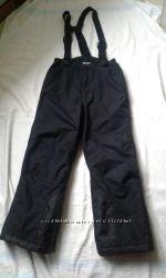 Зимние термо штаны для мальчика
