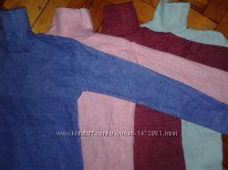 Гольф, водолазка, свитер, батник рубчикс напылениемангора 9-12лет 100