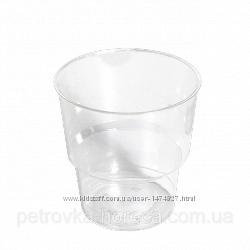 Стакан стеклоподобный 200мл 36900