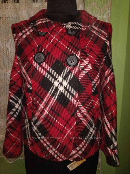 Пальто пиджак в клетку Atmosphere 1442eur