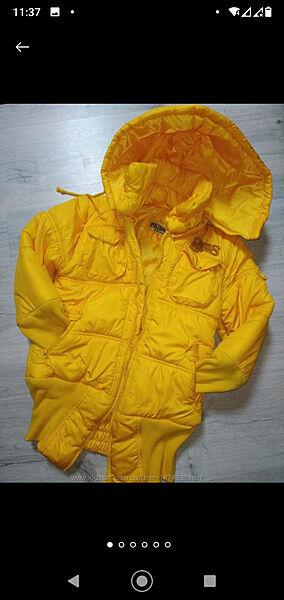 Зимняя куртка Puledro