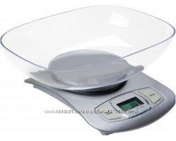 Новые кухонные весы с чашей из Европы Adler AD3137 с гарантией