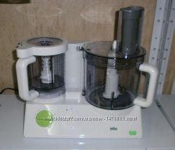 Новый функциональный кухонный комбайн из Германии Braun FX3030 с гарантией
