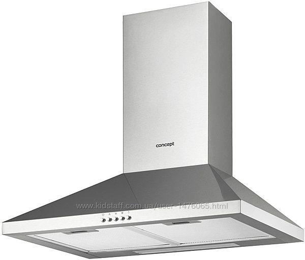 Новая кухонная вытяжка нержавейка из Германии Concept OPK3360 с гарантией