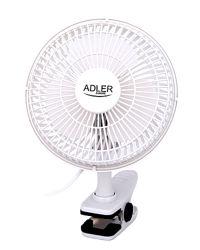 Новый настольный вентилятор из Европы Adler AD7317 с гарантией