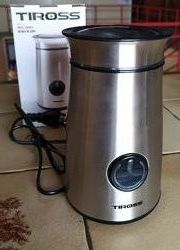 Новая стильная кофемолка Tiross TS-532 из Европы с гарантией
