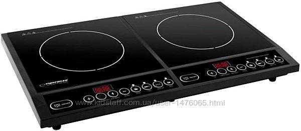 Новая 2-конфорочная индукционная плита из Европы Esperanza EKH008 гарантия