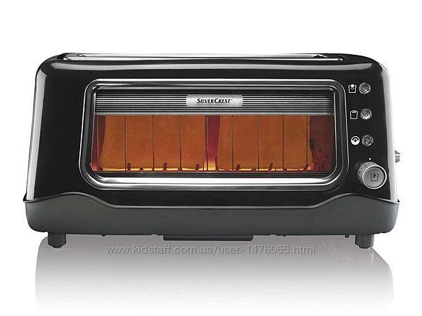 Новый немецкий тостер из Германии Silver Crest SLTG 1100 A1 с гарантией