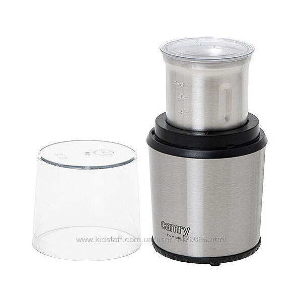 Новая мощная и функциональная кофемолка Camry CR4444 из Европы с гарантией