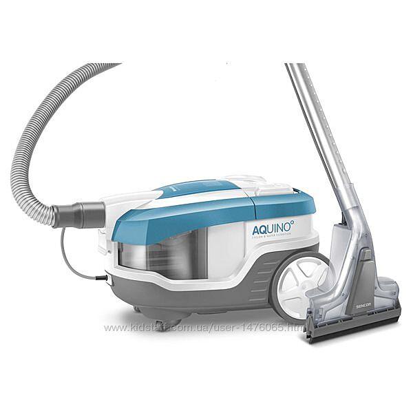 АкцияМоющий пылесос с аквафильтром из Германии Sencor SVC5000 BLгарантия