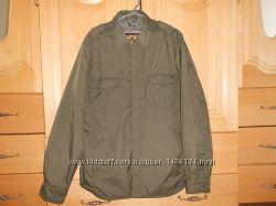 Куртка рубашка ZARA демисезонная. Размер L - XL. Состояние отличное