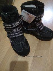 Ботинки детские Geox. Размер 27