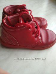 Ботинки детские Италия. Кожа, размер 26