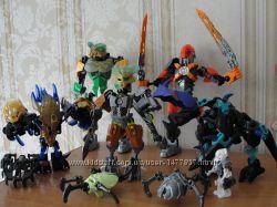 LEGO, лего, Бионикл, Bionicle, фигурки