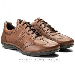 кожаные туфли Geox Respira, Италия Оригинал