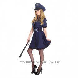 Коп Полицейский девушка костюм