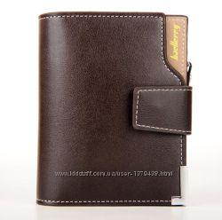 f4d937557020 Мужской кошелек Baellerry Carteira Mini коричневый, 190 грн. Мужские ...