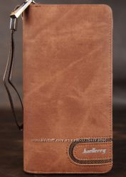 b55c32d9072a Портмоне Унисекс BAELLERRY DENIM коричневый, 215 грн. Мужские ...