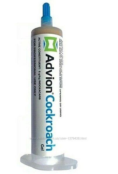 Средство от тараканов Advion Dupont Cockroach Gel Syngenta