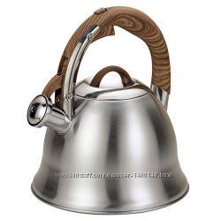 Стильный, креативный Чайник со свистком MAESTRO 3, 0 л. новинка