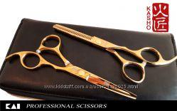 Профессиональные парикмахерские ножницы KASHO 6и 5, 5дюймов Japan-в наличии