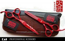 Ножницы парикмахерские Kasho 5. 5 дюймов 6. 0 дюймов профессиональные