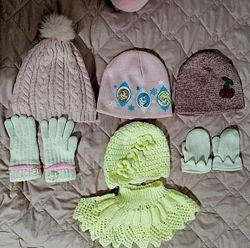 шапочка шапка повязка кепка H&M