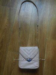 сумка клатч беж нюдовый New Look