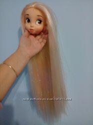 Перепрошивка волос кукле  барби, Дисней аниматорс, Готц, juan, paola
