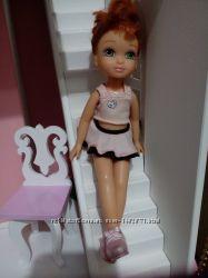 Кукла Mga гнуться ноги в кукольный дом