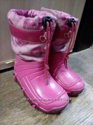 Сапоги zetrol 15, 5 детские зимние не промокаемые