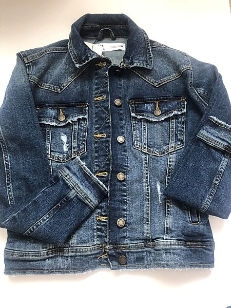 джинсовые куртки zara