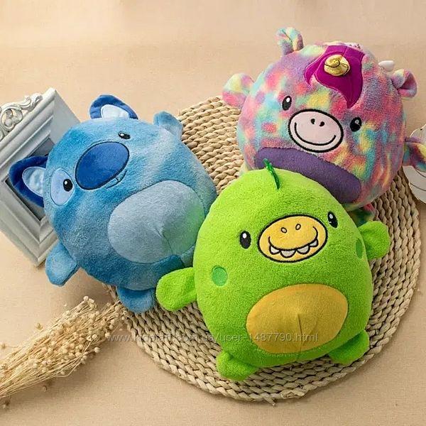 Детский худи-трансформер толстовка Huggle Pets подушка на подарок ребенку