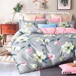 Качественное постельное белье Вилюта,2-спальный набор, ранфорс,100 хлопок