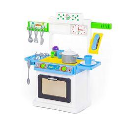 Игровой набор кухня Natali ТМ Полесье, детская кухня в коробке