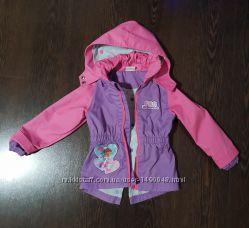 Куртка Disney оригинал. Размер 2, 4  - 3, 5 года.