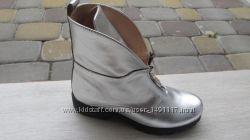 37-40р. Женские подростковые деми ботинки чобітки сапожки Аилинда Ailinda