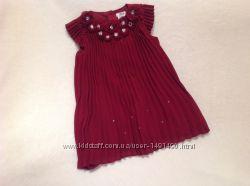 Красивое платье на девочку 1-1, 5 года.