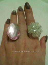 Пластиковые кольца для модниц