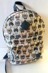 Рюкзак, ранец, городской рюкзак, спортивный рюкзак, коты