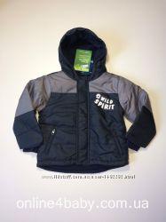 Зимняя детская куртка lupilu на мальчика 2-3, 3-4 года, рост 98, 104