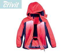 Зимняя куртка Crivit для девочки 6-8, 8-10, 10-12 лет.