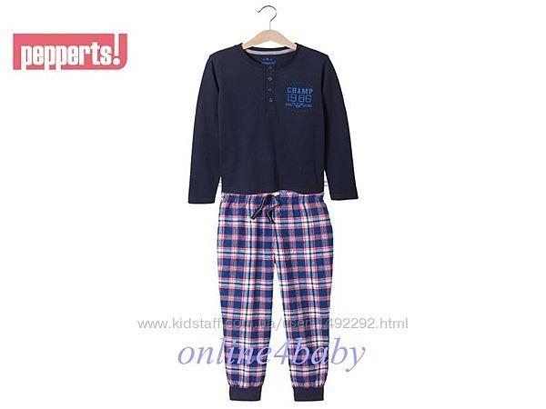 Пижама Pepperts для мальчика 8-10, 10-12 лет.