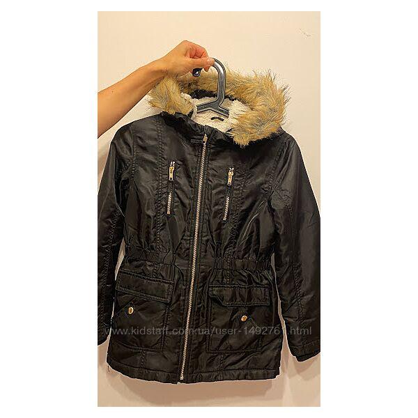 Куртка Парка зима Nutmeg p.140 9-10 лет