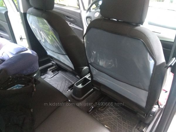 Защита на спинку кресла сиденья автомобиля.