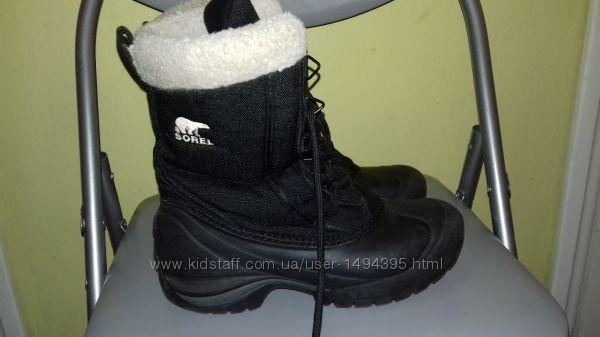 Ботинки-снегоходы SOREL, унисекс, разм. 37