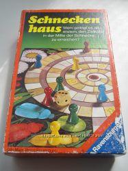 БУ немецкая игра Schneckenhaus от Ravensburger от 6 лет