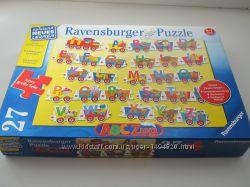 Новая немецкая игра ABC Zug от Ravensburger 4-7 лет
