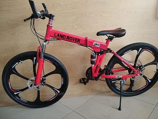 Велосипед подростковый спортивный 26 колесо рост 140-170